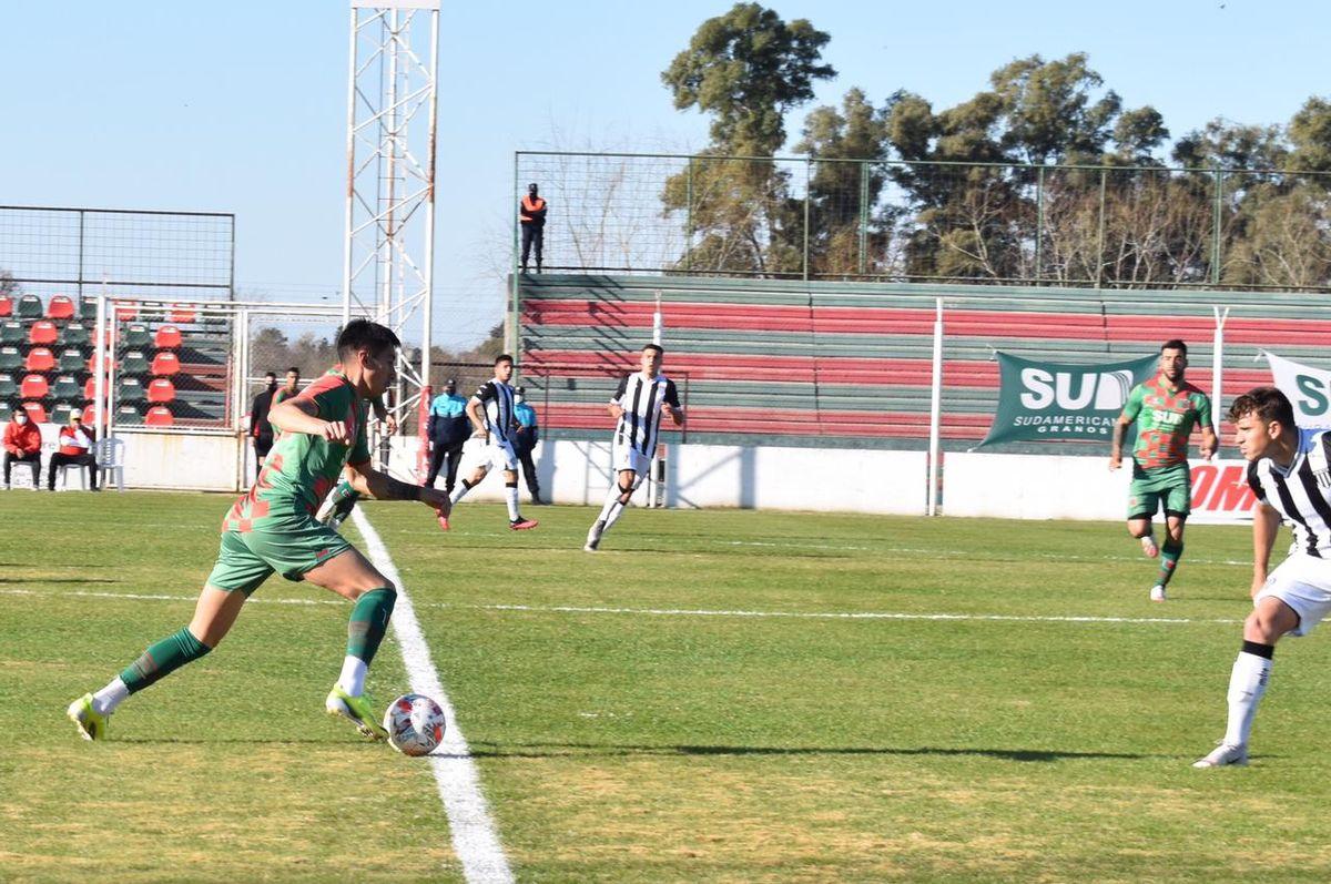 Gimnasia y Esgrima perdió por primera vez como visitante en la Primera Nacional.