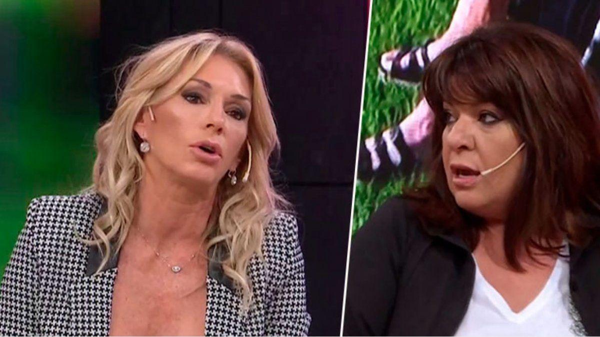 Andrea Taboada explotó contra Yanina Latorre: Tu pensamiento está atravesado por la plata