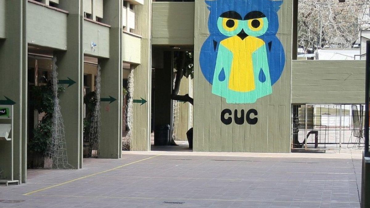 El Universitario Central es uno de los colegios secundarios que pertenecen a la UNCuyo.