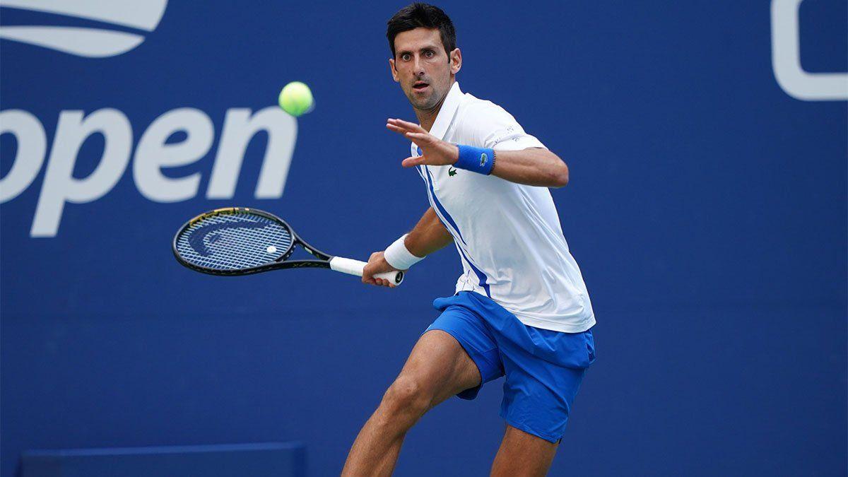 Qué pasó con Djokovic: pidió disculpas tras la dura descalificación