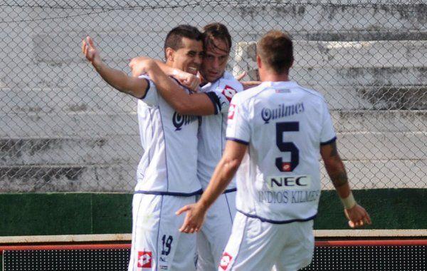 Quilmes y Atlético Rafaela empataron en un espectacular 3 a 3