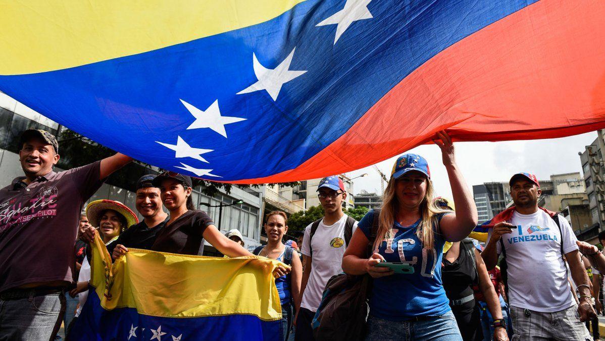 La ONU llamó a evitar toda violencia durante una jornada que puede ser clave para el futuro de Venezuela