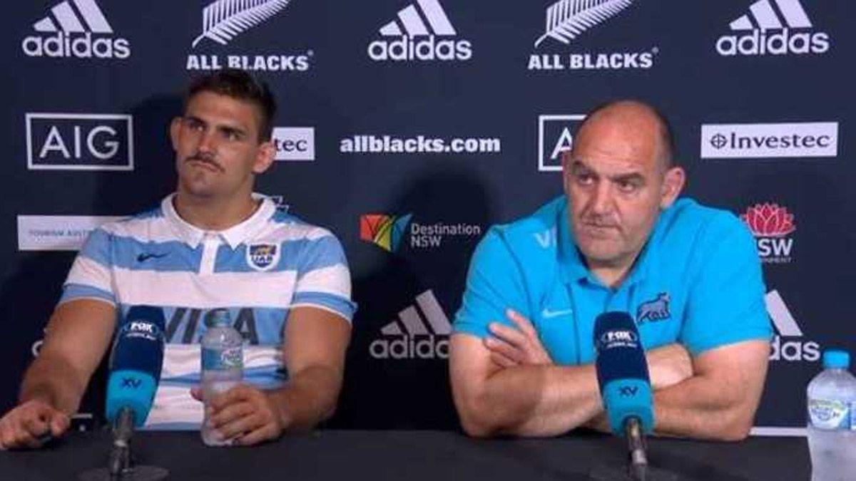 La World Rugby y los mensajes de Matera, Petti y Socino