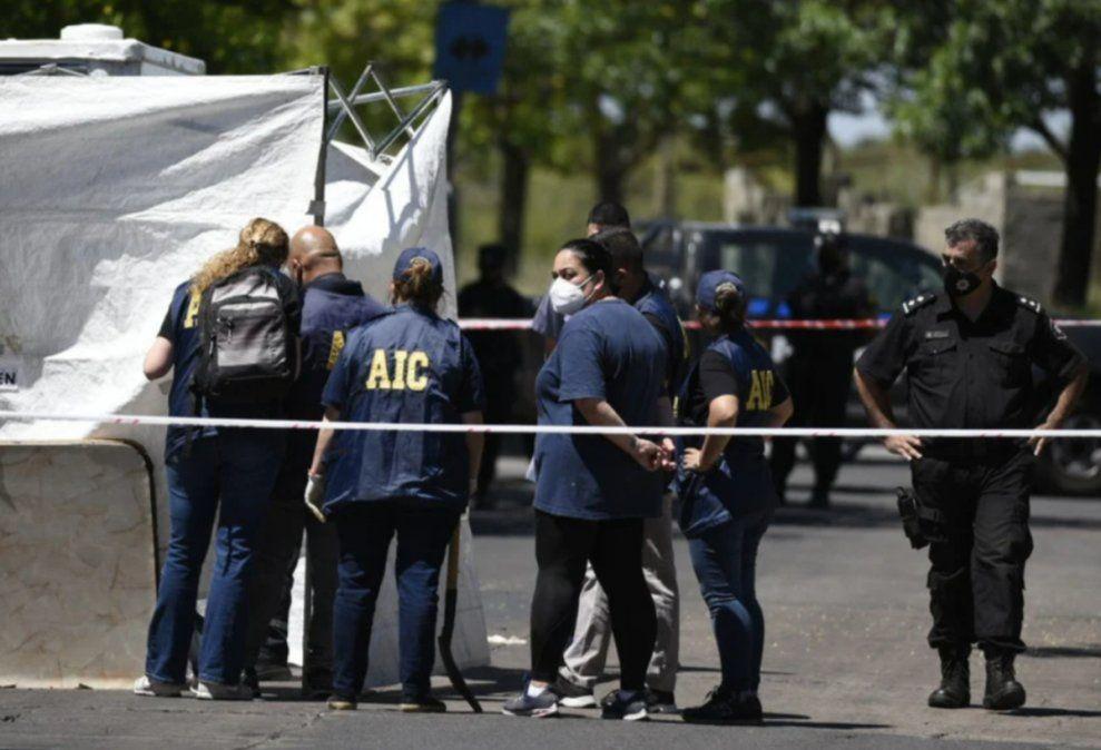 En Rosario se hallaron dos cuerpos descuartizados.