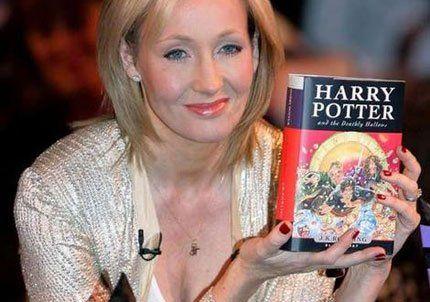 Acusaron de plagio a J.R. Rowling por Harry Potter y el cáliz de fuego