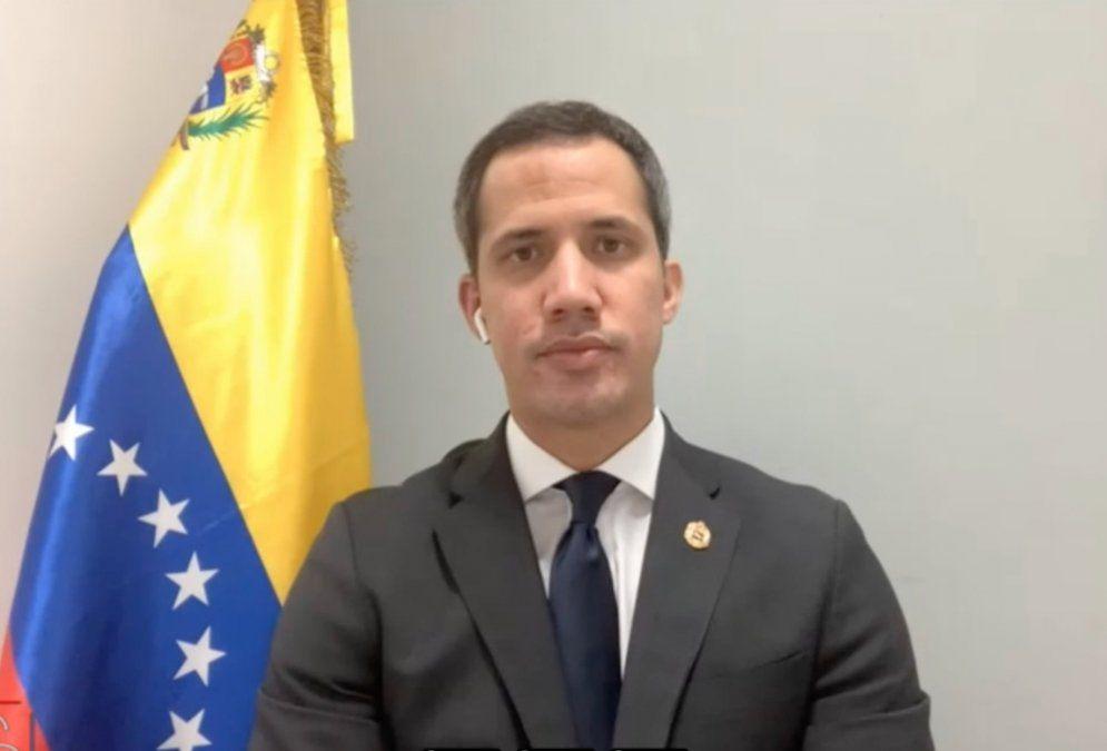 Estados Unidos insiste con que el presidente de Venezuela es Guaidó
