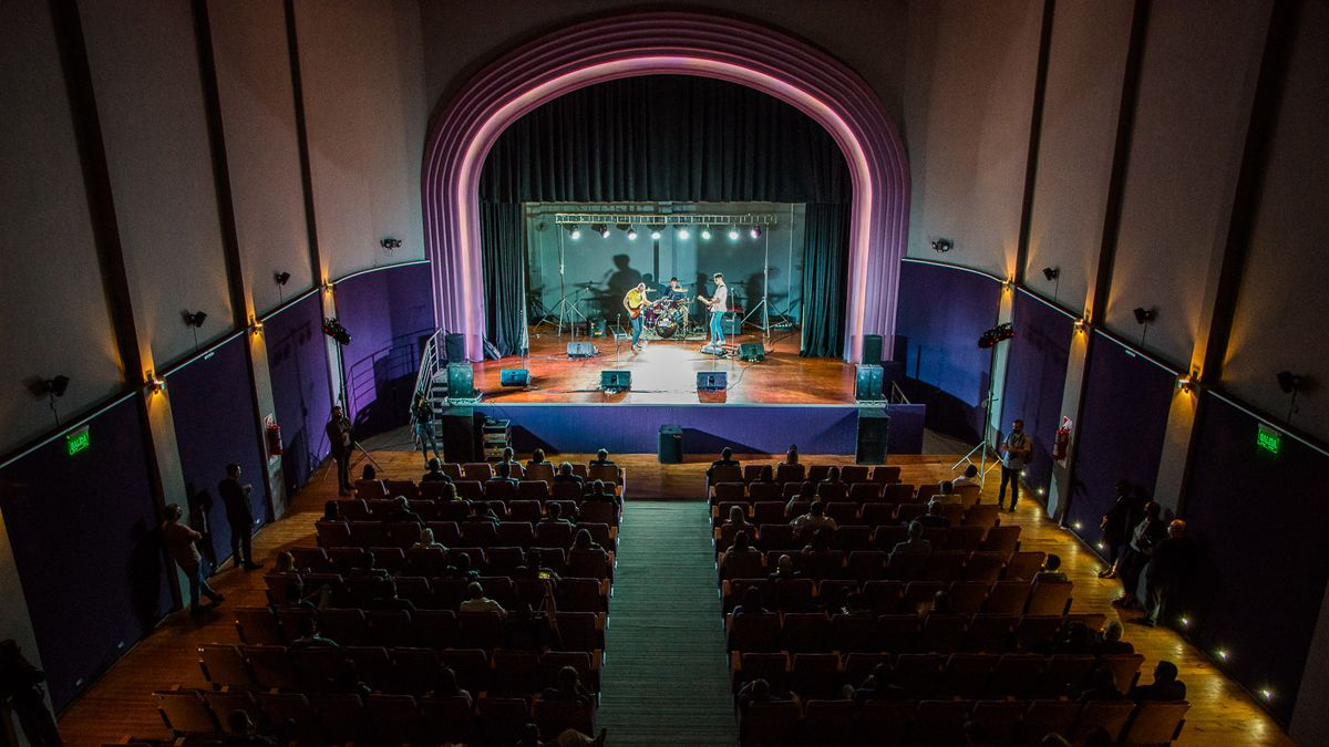 El cine teatro Colón