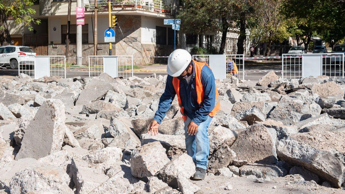 Hasta el viernes por lo menos está cortado el tránsito en Perú y Videla Correa