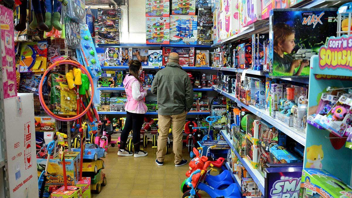 Los rubros de mayor participación para las ventas de Reyes Magos son en un 43% artículos de juguetería
