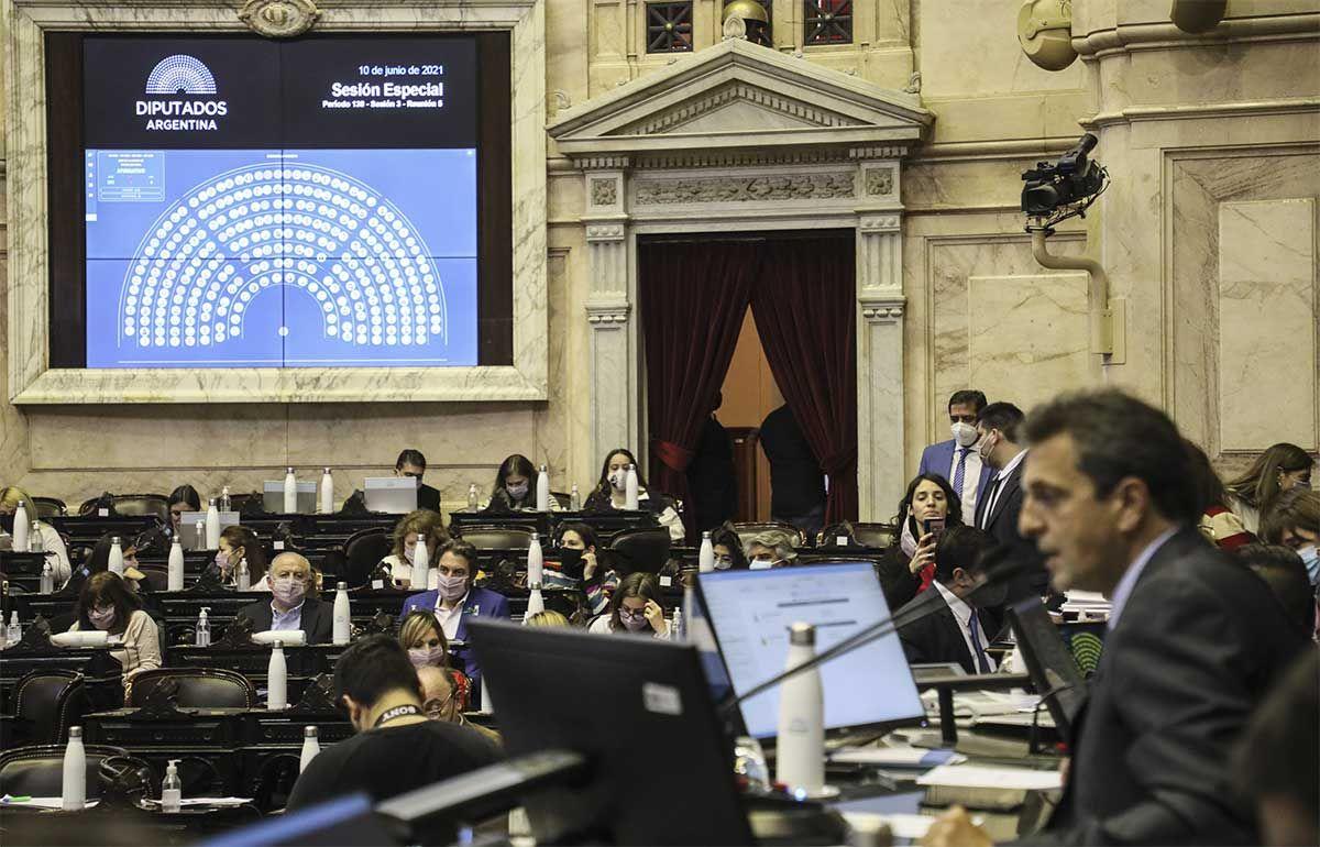 Diputados aprobó el proyecto de promoción de empleo para personas travestis