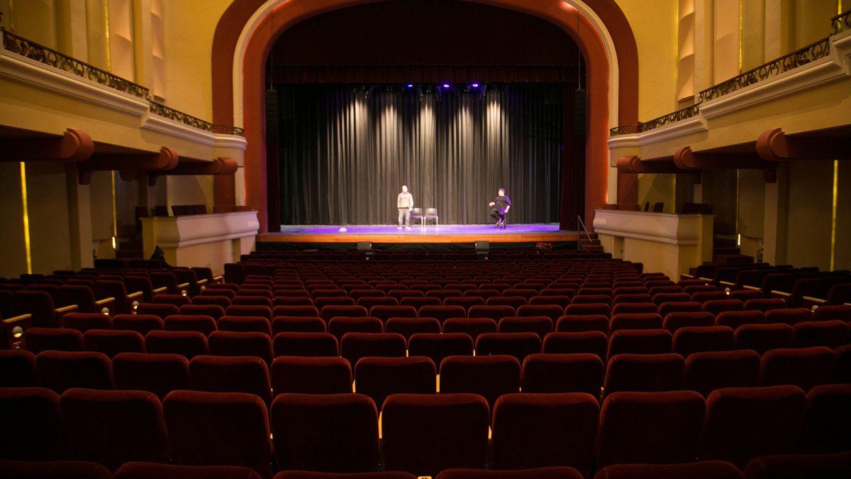 El Teatro Mendoza es uno de los espacios culturales que quedará exento para los artistas locales.