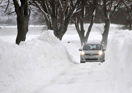 Miles de viajeros quedaron varados en Europa a causa de la nieve