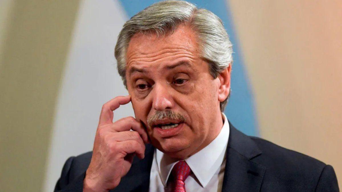 Alberto Fernández se solidarizó con Lula