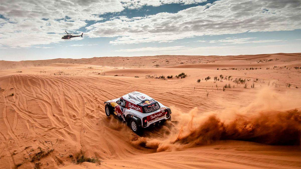 La pandemia también afectó al Dakar 2021