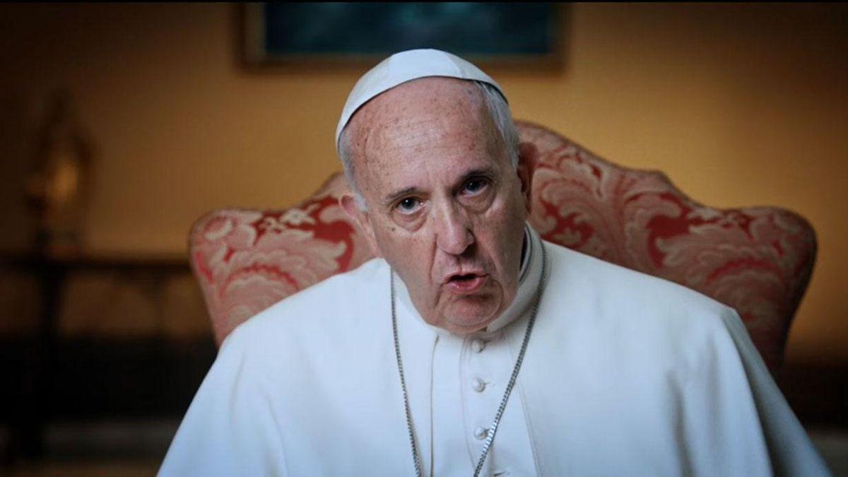 El Papa Francisco protagonizará una serie en Netflix
