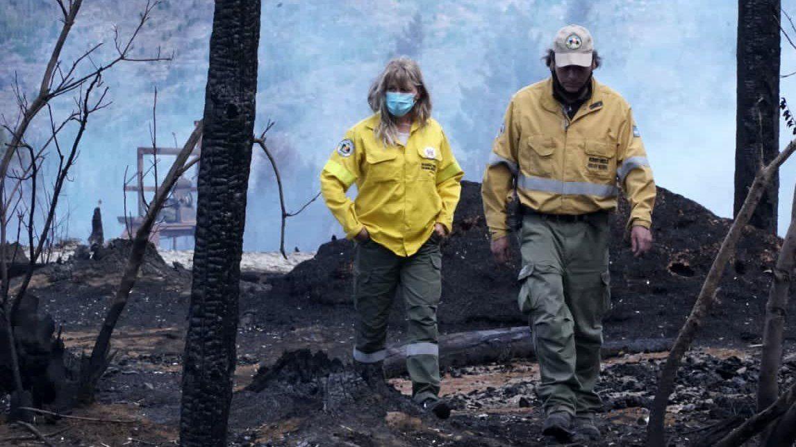 El Gobierno declaró zona de desastre y de emergencia ambiental