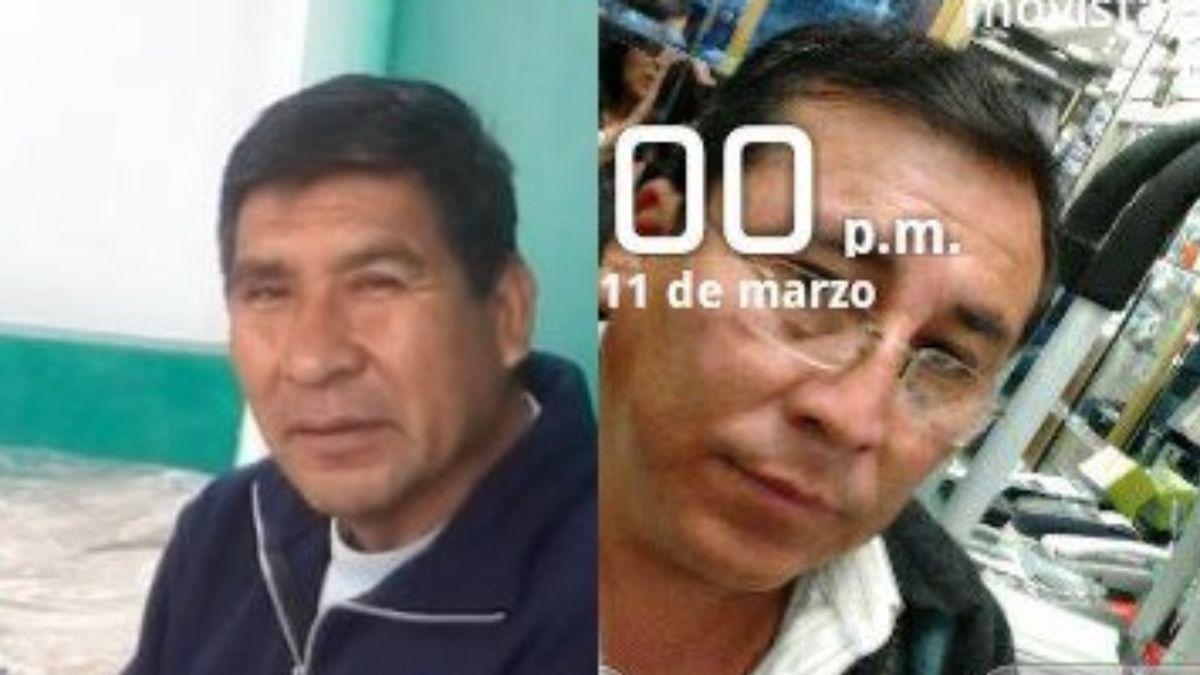 Los choferes peruanos condenados por narcotráfico en Mendoza.