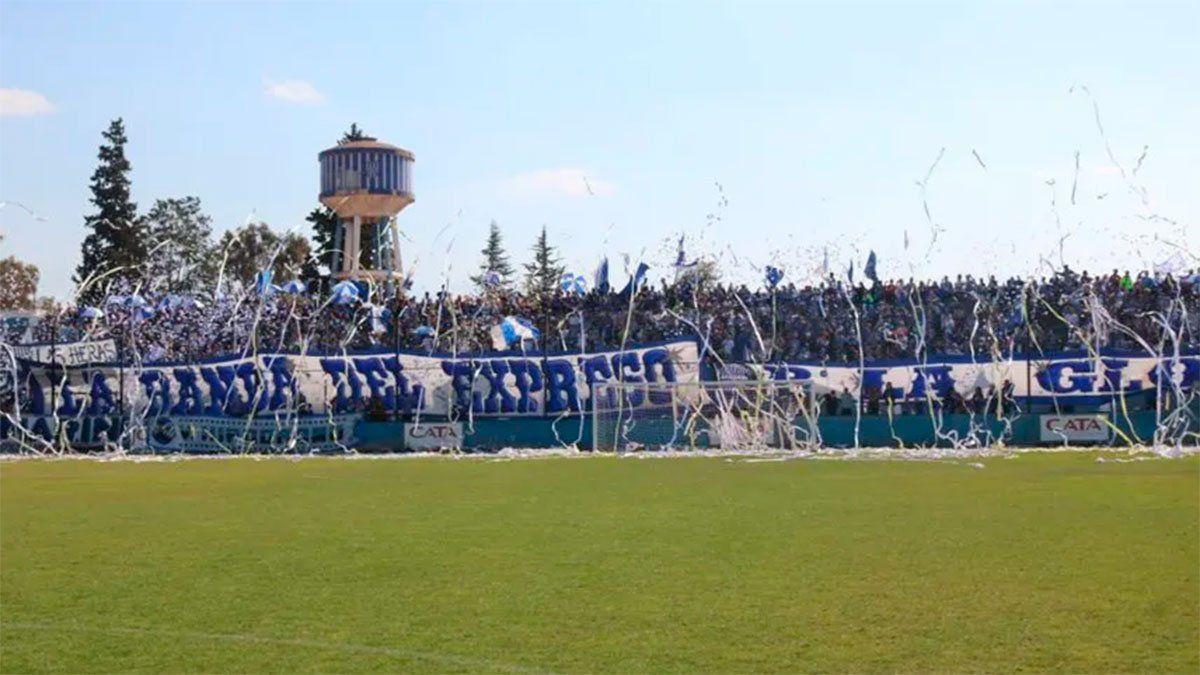 El tanque del club Godoy Cruz fue declarado de Interés Cultural para el departamento.