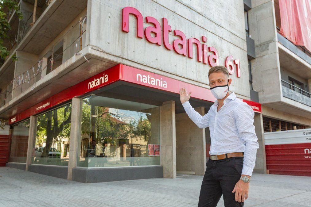 Natania inaugura nueva sucursal en Mendoza
