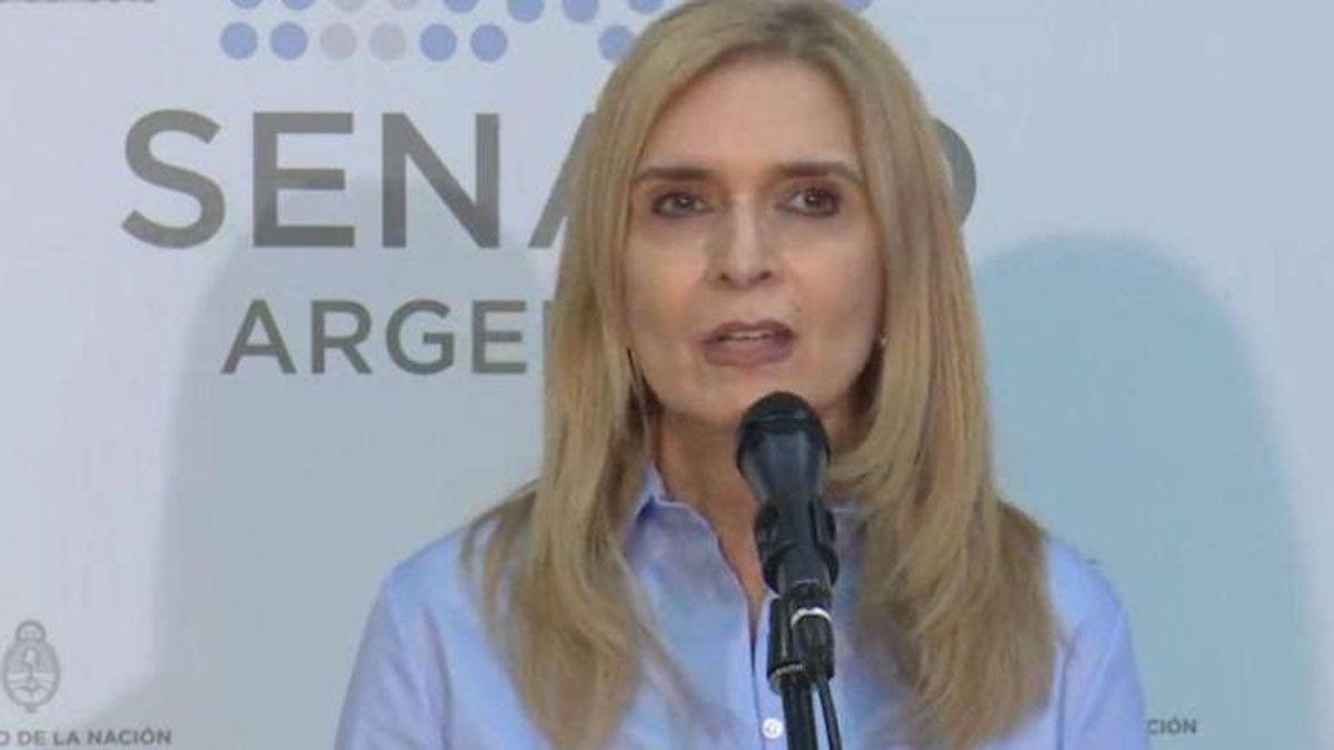 Senadora tucumana insiste con la inconstitucionalidad del aborto legal