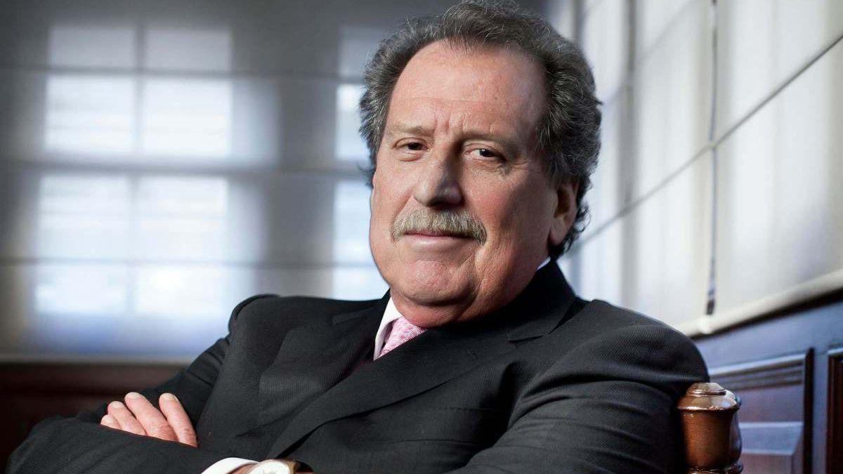 Urgente: Murió el banquero Jorge Brito