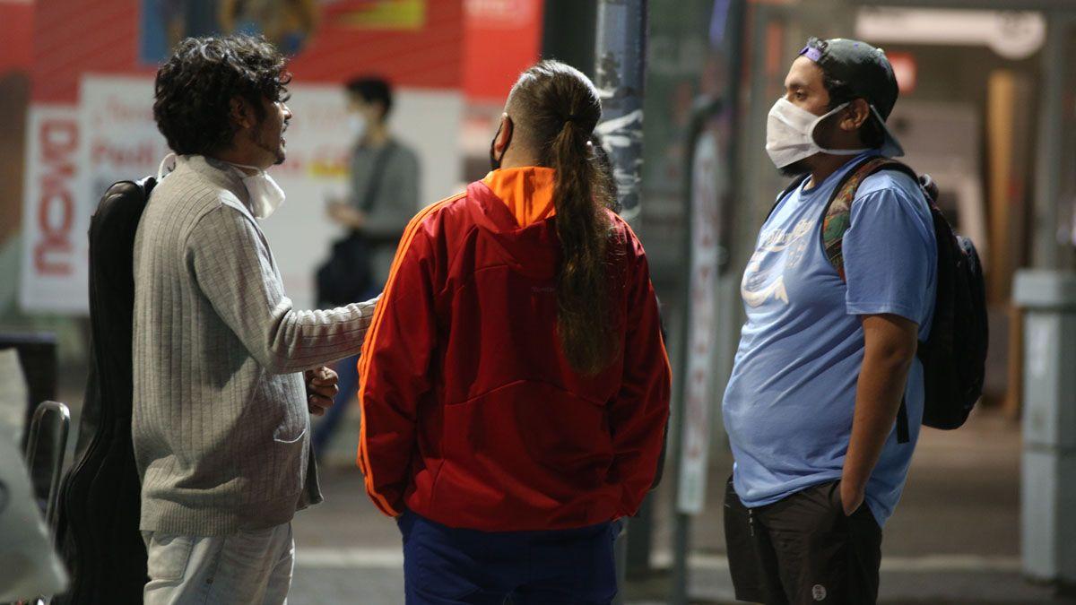Coronavirus en Mendoza. Hubo 611 casos este lunes.