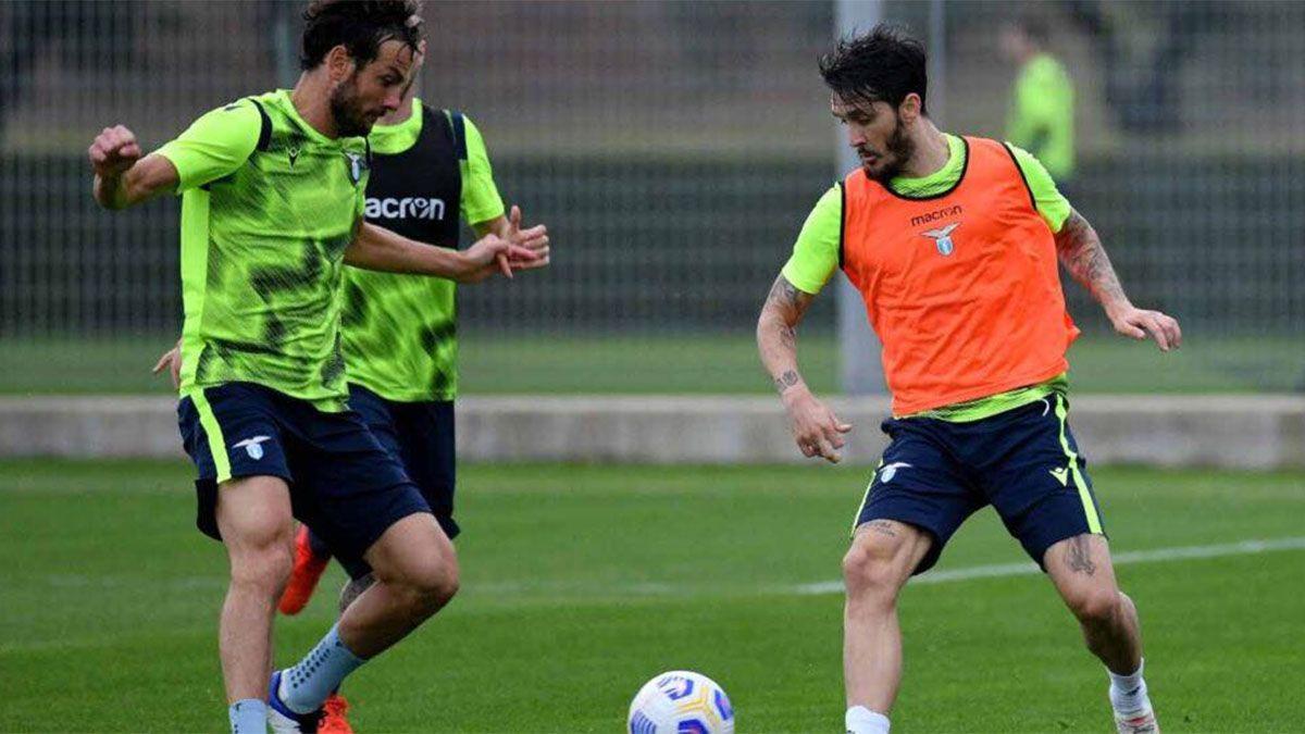 Lazio tiene cuatro bajas por coronavirus para la Champions