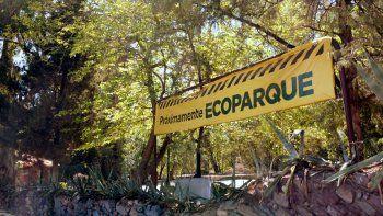 El Ecoparque de Mendoza espera fondos del BID para obras.