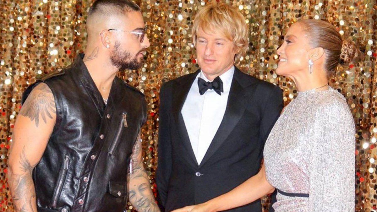Maluma debuta en cine junto a Jennifer Lopez