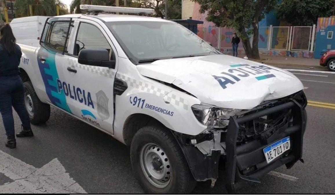 El padre de Ignacio Yustos aseguró que el patrullero que atropelló a su hijo venía sin la sirena puesta y cruzó en rojo el semáforo