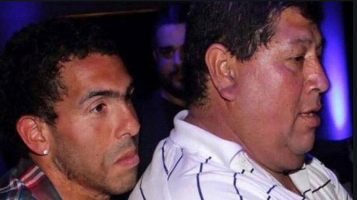Boca emitió un comunicado tras la muerte del papá de Tevez