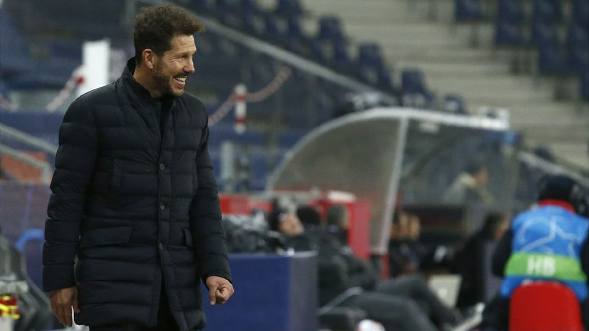 El líder Atlético de Madrid ganó un partido vital ante el Bilbao