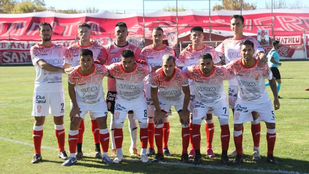 Huracán Las Heras buscará su segundo triunfo en su estadio ante Sansinena.