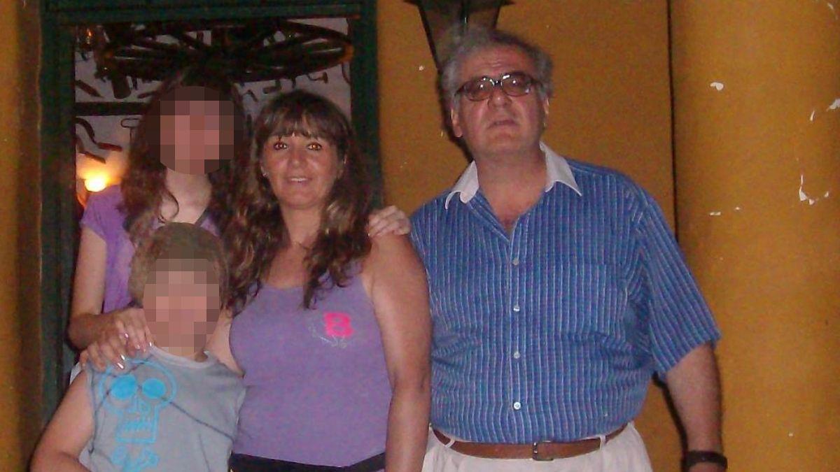 Crimen del médico: Ventura y Burela tienen dos hijos.
