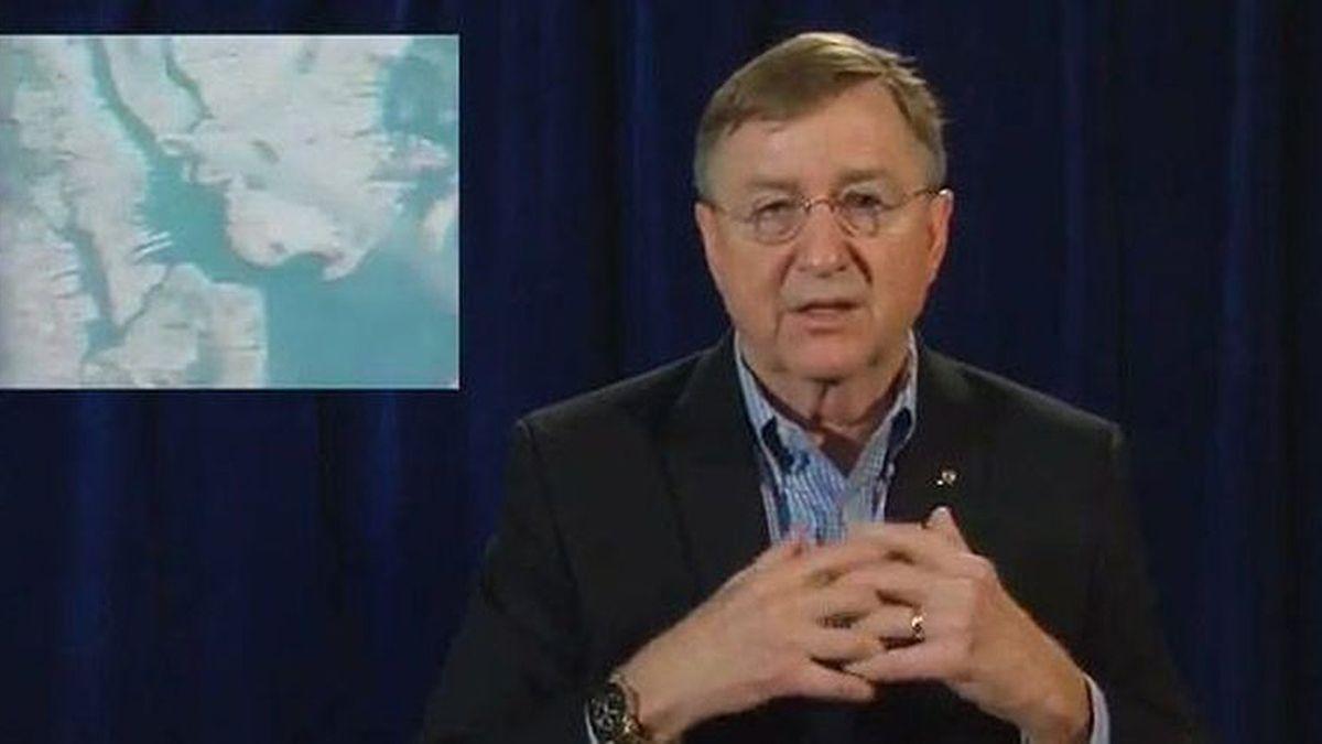 El atronauta estadounidense, Frank Culbertson, filmó el ataque terrorista a las torres gemelas desde el espacio.