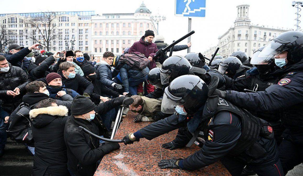 Desde que el opositor ruso Alexei Navalny fue detenido el 17 de enero al regresar de Alemania