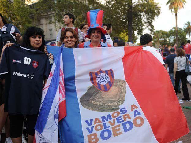 San Lorenzo dio el primer paso para volver a Boedo