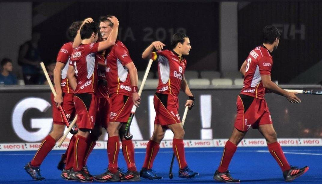 Bélgica, campeón del mundo, por primera vez en su historia