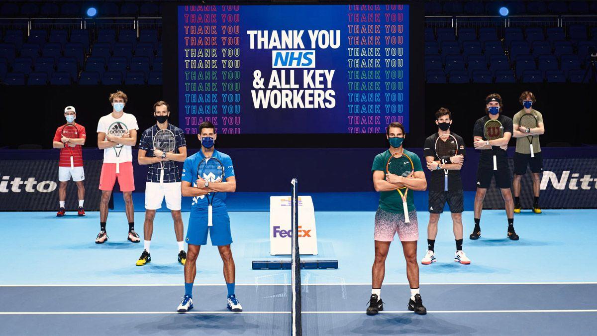 Schwartzman y Zeballos debutarán en las Finales ATP de Londres