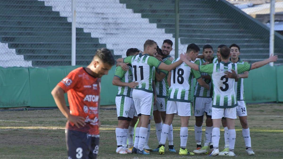 El Globo perdió en San Luis ante Estudiantes 2 a 1.