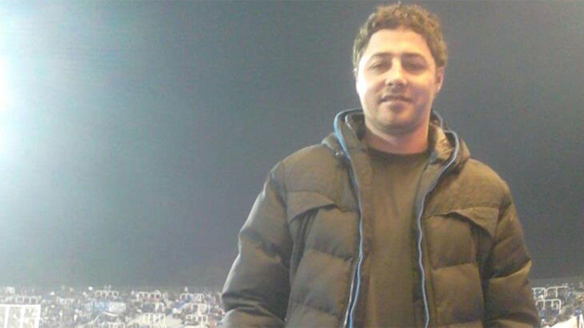 Diego Mosca, otra víctima de la inseguridad en Mendoza.