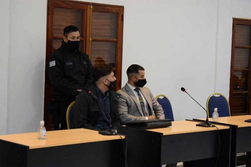 El tatuador Patricio Pioli fue condenado por un tribunal de La Rioja a 5 años por difundir fotos de su ex pareja