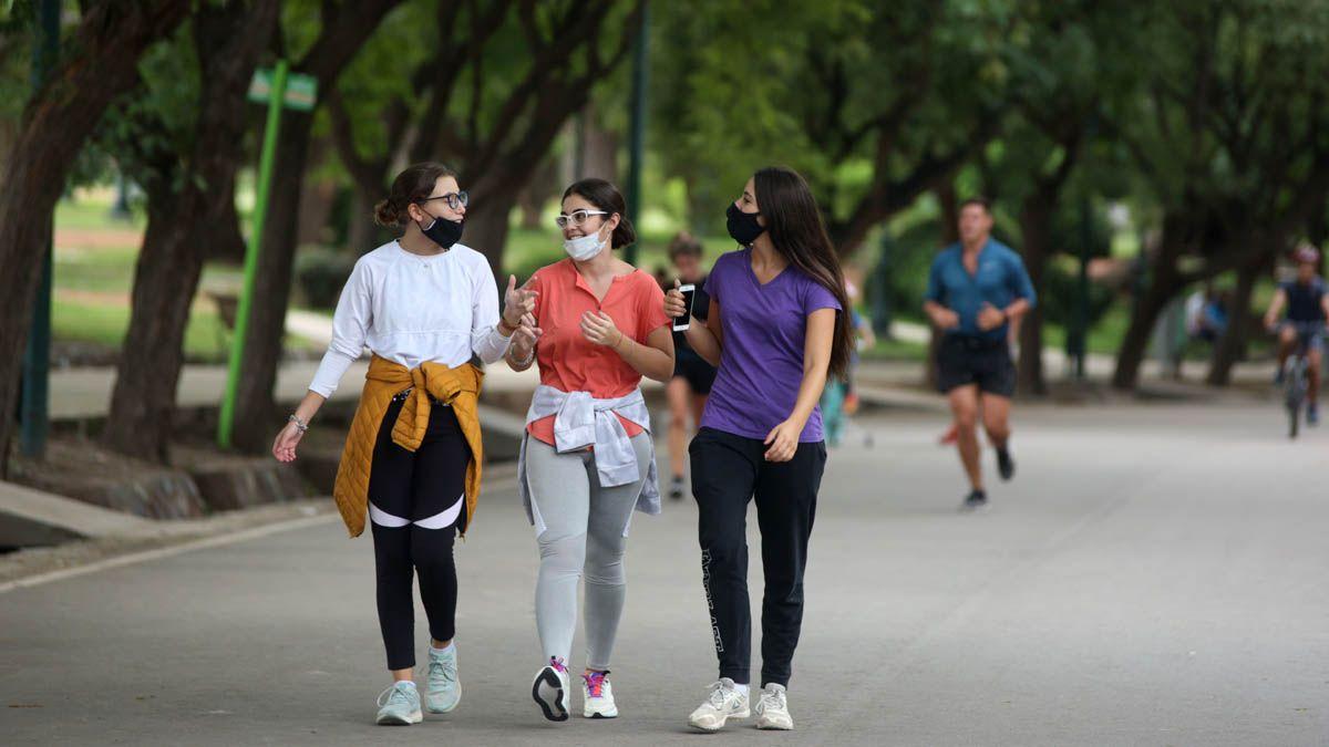 En una semana se registraron menos casos de coronavirus en Mendoza