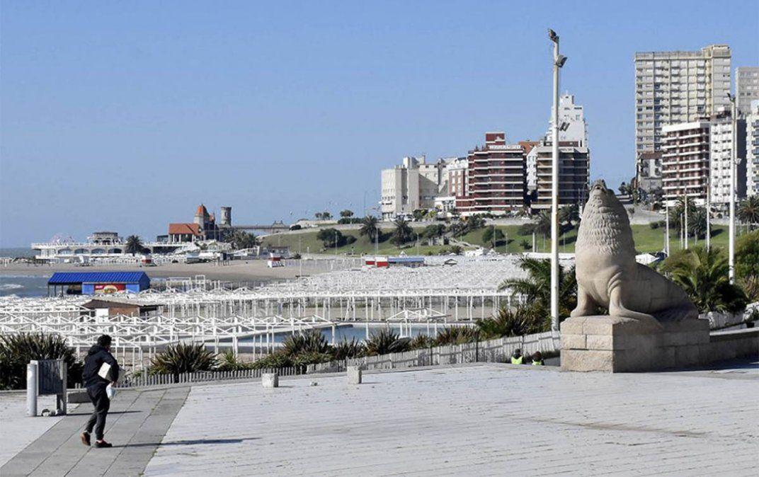 Mar del Plata. Dieron a conocer el protocolo para la temporada de verano 2021.