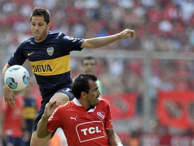 Independiente y Boca empataron en un partido donde el Rojo mereció más