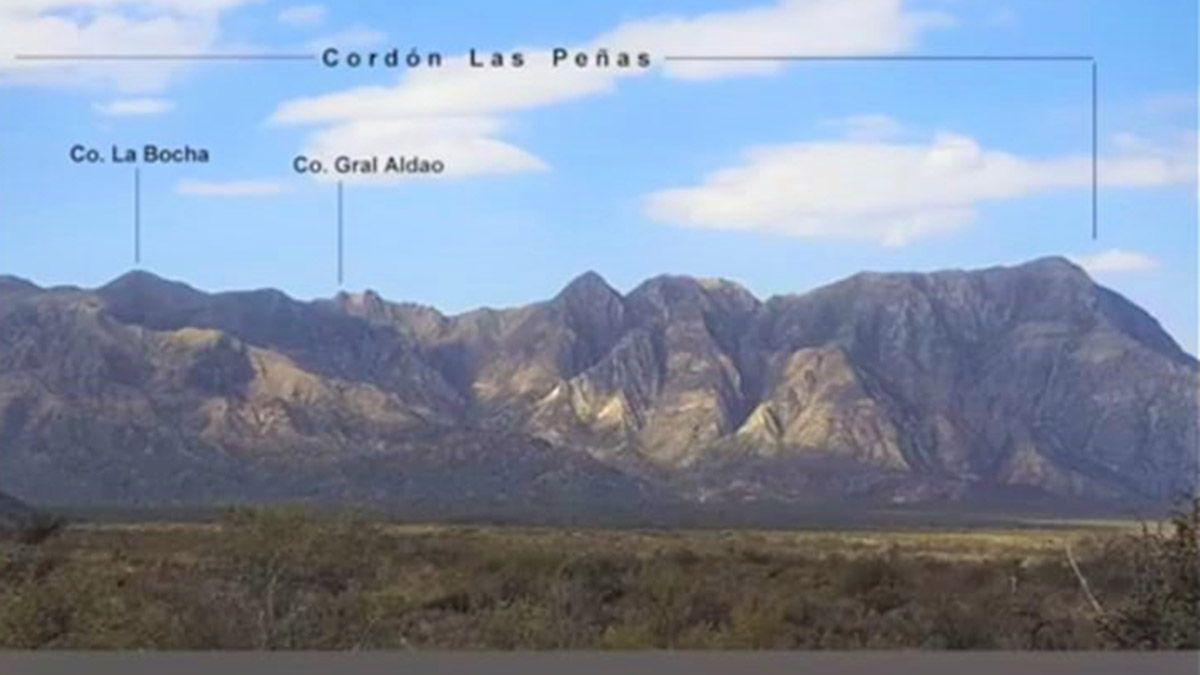 Bautizaron a una montaña con el nombre de General Aldao