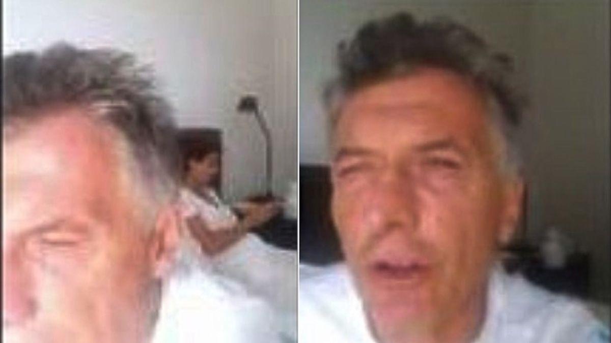 Patricia Bullrich minimizó la difusión de la foto de Macri en la cama