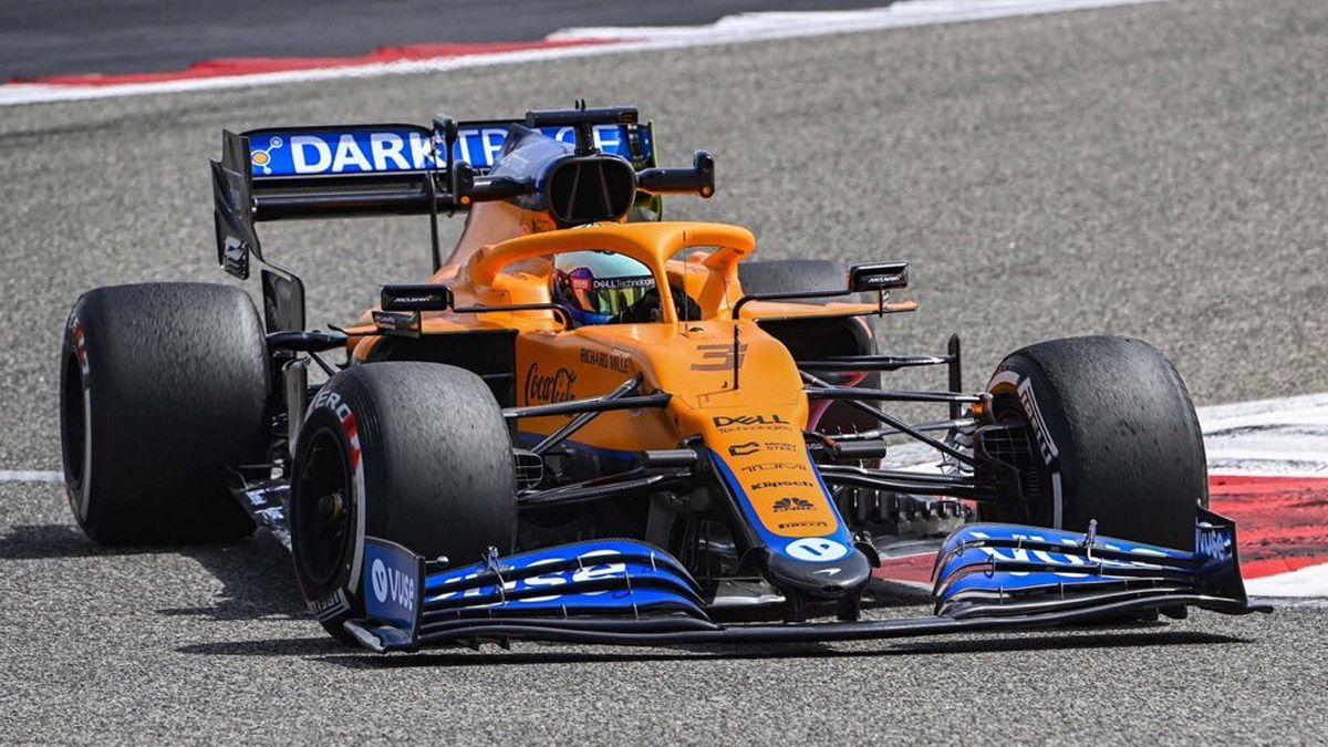 ¡Imparables! Se realizaron los primeros ensayos en la F1
