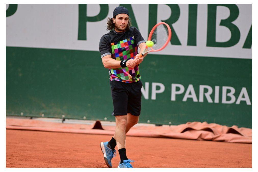 Roland Garros: Trungelliti y los Cerúndolo, eliminados