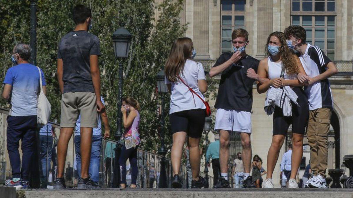 Pandemia en Europa. Los meses de octubre y noviembre serían críticos.